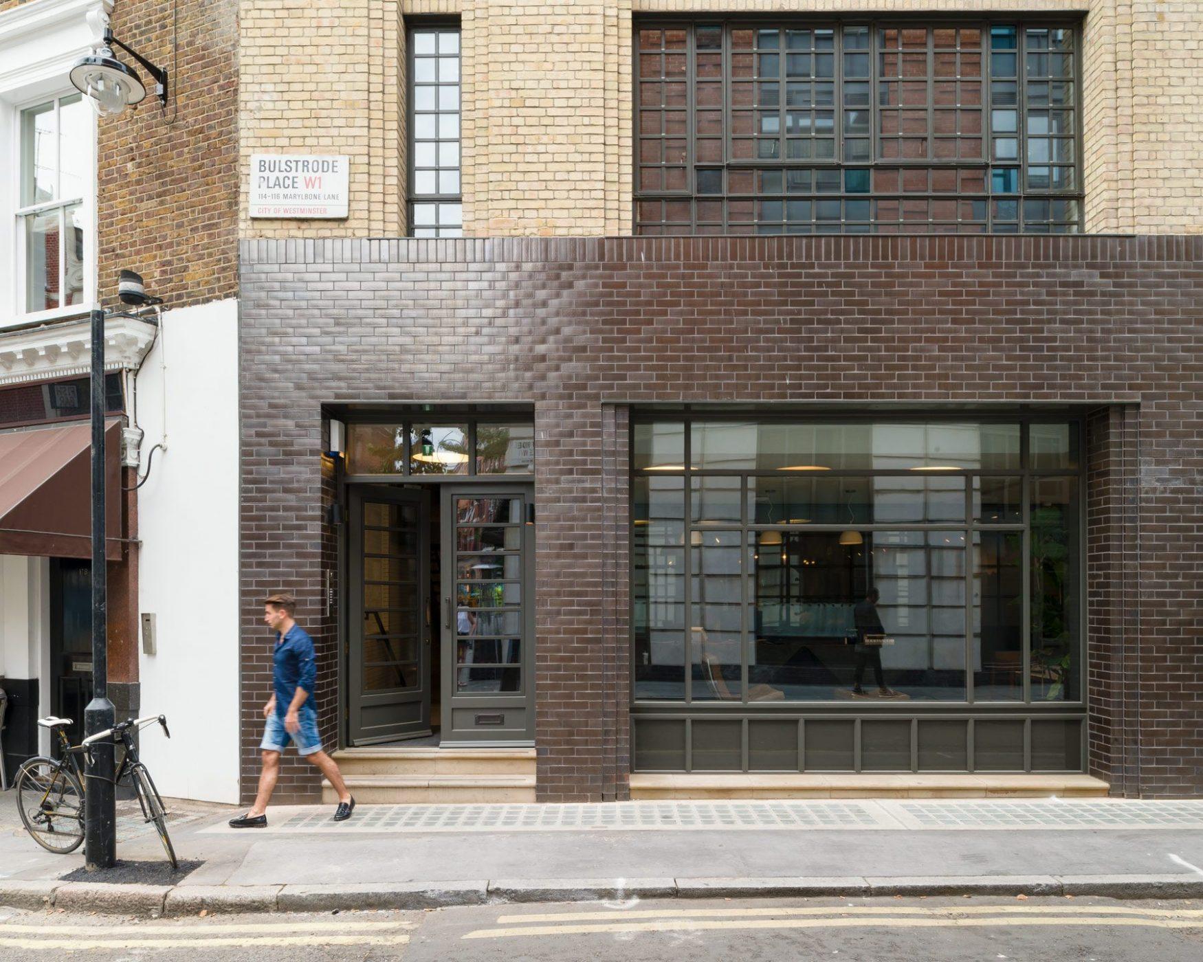 116 Marylebone Lane by Morrow + Lorraine